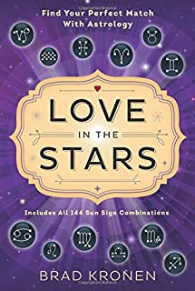 Book Cover: Love in the Stars: Find Your Perfect Match With Astrology