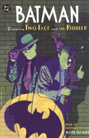 Batman: Featuring Two-Face and the Riddler by Neil Gaiman (1995-08-01)