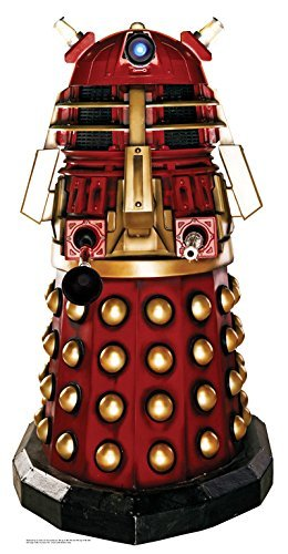 Star Cutouts Cut Out of Supreme Dalek (Red) by Star Cutouts Ltd by Star Cutouts