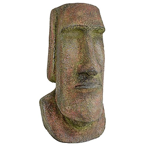 Design Toscano Easter Island AHU Akivi Moai Monolith, used for sale  Delivered anywhere in Canada