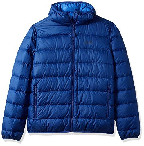 Jack Wolfskin Men's Helium Down Jacket, Royal Blue, X-Large from Jack Wolfskin