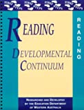Reading : Developmental Continuum, Education Department of Western Australia Staff, 0435072536