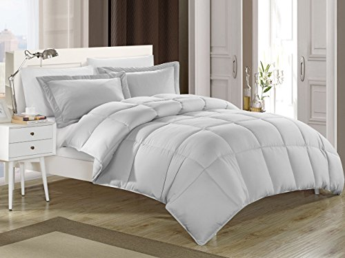 kinglinenr-gray-down-alternative-comforter-set-king