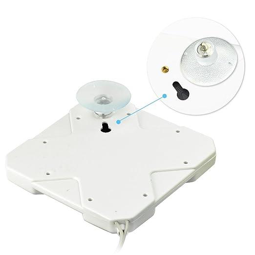 Eightwood 4G LTE Antena 35dbi SMA Conector Macho Omni Antena Amplificadora de Señal Direccional con 2m 6.5ft Cable SMA para 4G LTE WiFi Router Puntos Hots ...