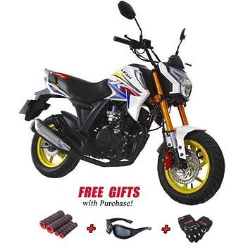 Amazon com: Lifan MotoPro Brings KP Mini 150cc Street