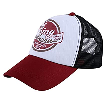 SLGJ Mujer Hombre Gorra Casual Informal de diseño Personalizado Caps Imprimir Carta de algodón Sport Hat