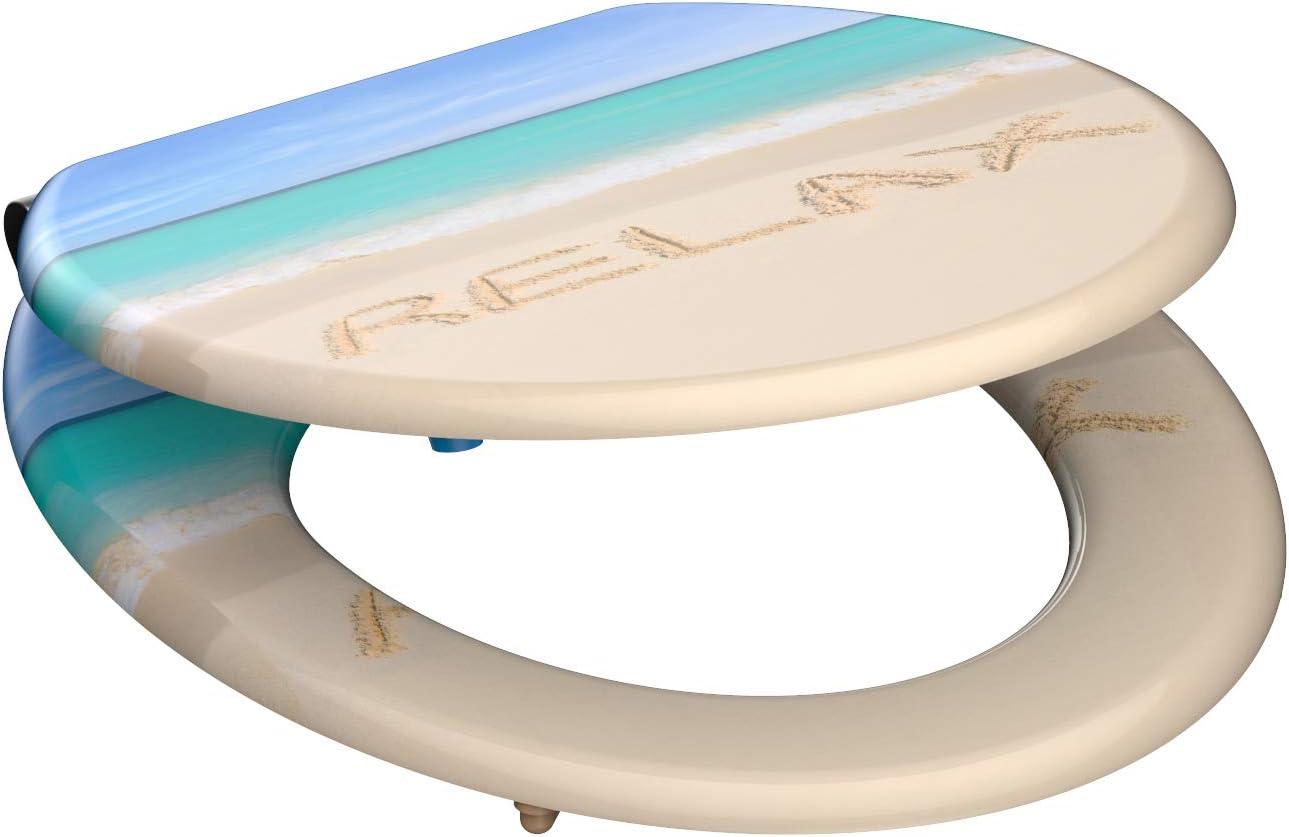 motivo SCH/ÜTTE 80131 Tavoletta copri WC in MDF