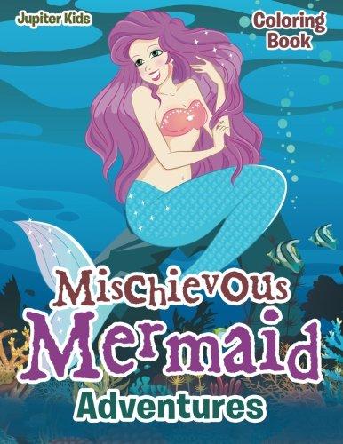 Child Mischievous Mermaid Costume (Mischievous Mermaid Adventures Coloring Book)