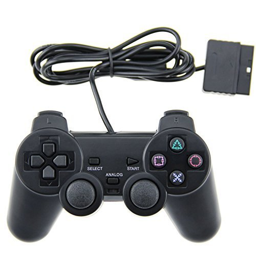 Dotop-PS2-Wired-Controller-for-Sony-PlayStation-2-Black