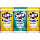 Clorox Disinfecting Wipes Value Pack, Fresh