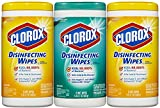 Image of Clorox Disinfecting Wipes Value Pack, Fresh Scent and Citrus Blend, 225 Count