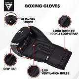 RDX Boxing Gloves for Training Muay Thai Maya