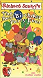 The Busy World of Richard Scarry - The Best Birthday Party Ever [VHS]