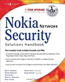 Nokia Network Security Solutions Handbook, Doug Maxwell and Cherie Amon, 1931836701