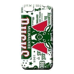 iphone 5 5s Nice Eco-friendly Packaging Protective mobile phone covers milwaukee bucks nba basketball