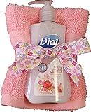 Dial Liquid Hand Soap, Cherry Blossom & Almond, 7.5