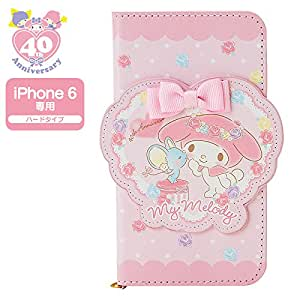 """Amazon.com: My Melody iPhone 6 4.7"""" Case Flip Wallet Case Cover Card"""