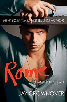 Rome: A Marked Men Novel by [Crownover, Jay]