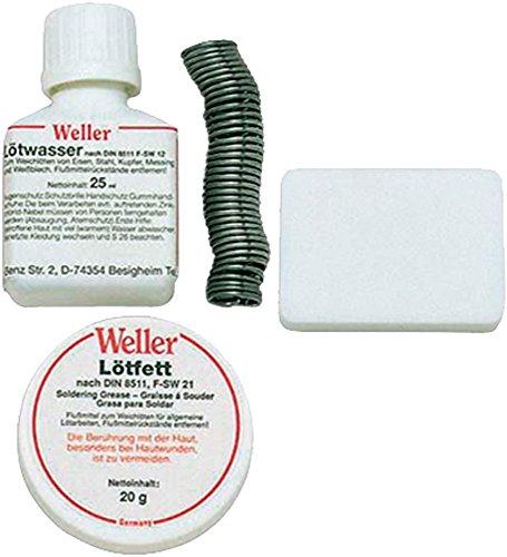 Weller Bastler-Weichlötsortiment ''WLS 20-65''