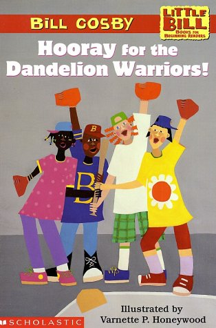 Hooray for the Dandelion Warriors! (Scholastic Reader, Level 3)