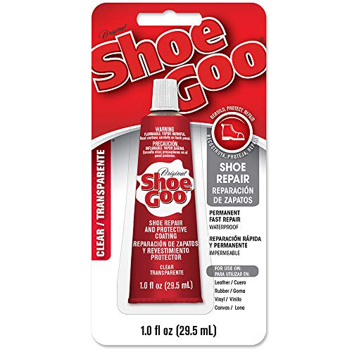 Shoe GOO 110231 Adhesive, 1 fl oz, Clear