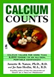 Calcium Counts, Annette B. Natow and Jo-Ann Heslin, 0671042726