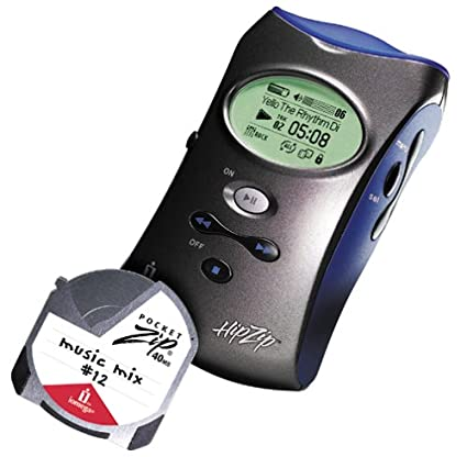 amazon com iomega 31311 hipzip digital audio player with two 40 mb rh amazon com Sony Walkman MP3 Player Guide Sony Walkman MP3 Player Guide