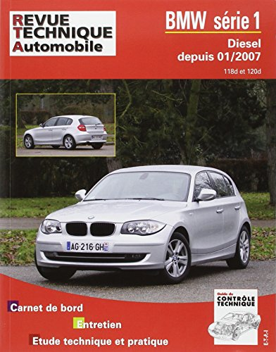 [Read] Rta B739 Bmw Serie 1 01/2007> 2.0 Diesel PPT