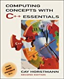 Computing Concepts with C++ Essentials, 2nd Edition