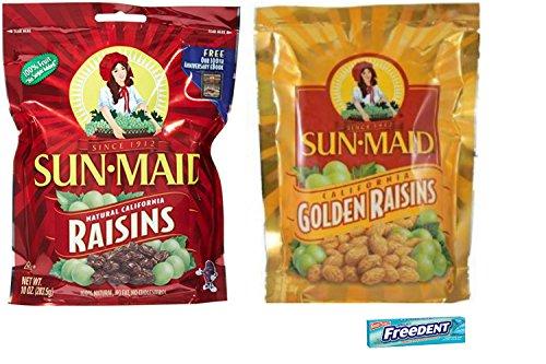 Top 2 golden raisins small boxes