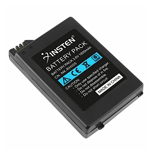 New 3.6V 1800Mah Rechargeable Battery For Sony Psp-110 Ps...