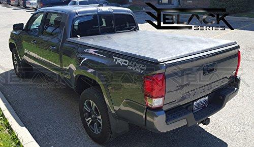 2005-2015 Toyota Tacoma 6ft Box Tri-Fold Cover Tonneau Cover soft Bed Cover