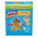 Health & Personal Care : Pull-Ups Hug Learning, 3t-4t Boy, 22 Count
