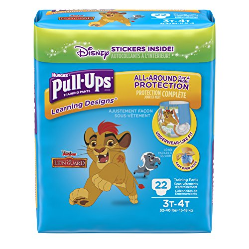 Huggies Pull-Ups Learning Designs Training Pants