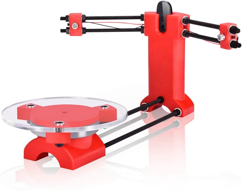 Gesh Open Source Diy 3D Scanner Three-Dimensional Scanner Injection Molding Plastics Parts Desktop For Reprap 3D Printer