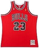 Michael Jordan Signed Autograph Original 1997 Air Jordan 12 Flu Game Shoes - Upper Deck Authentic