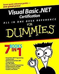 Visual Basic .NET All-In-One Desk Reference For Dummies