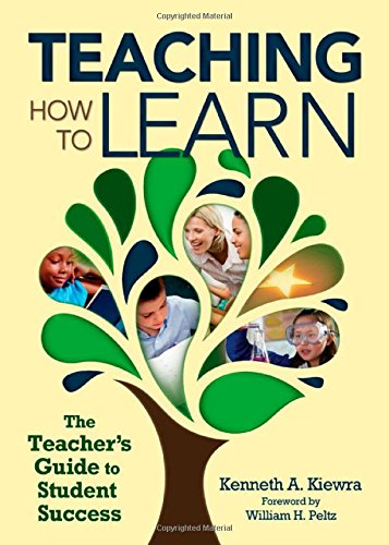 Teaching How to Learn: The Teachers Guide to Student Success