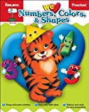 TEC61428 We ♥ Numbers, Colors, and Shapes (PreK) : Numbers, Colors, and Shapes (PreK), The Mailbox Books Staff, 1612764827
