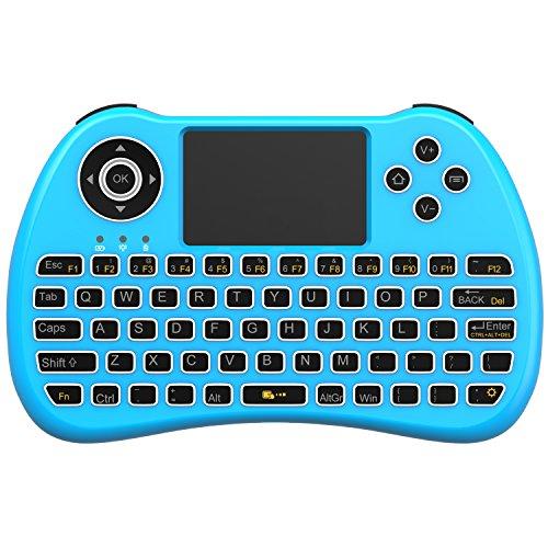 Aerb Wireless Keyboard Portable Multi media