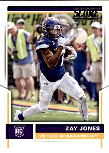 2017 Score #340 Zay Jones RC