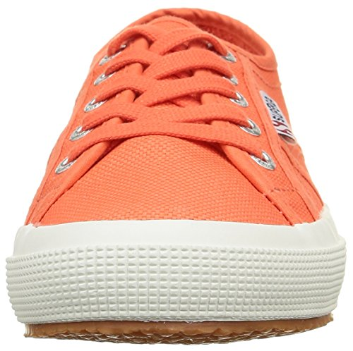 Classic Unisex Adulto Superga Red Sneakers 2750 Cotu Rosso Coral vxq11ZpSw