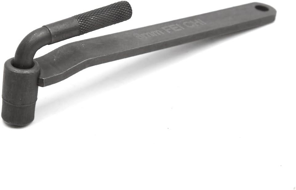 uxcell 8mm Hexagon Thread Dia Motorcycle Wheel Tire Valve Screw Remove Repair Tool
