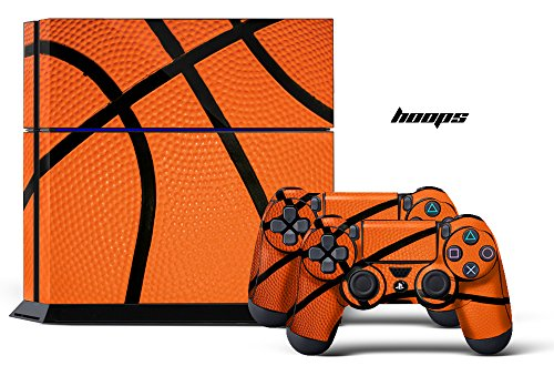 24*7 Skins PS4 Console + Controller Skin - Hoops (B06XCQHVYJ) Amazon Price History, Amazon Price Tracker