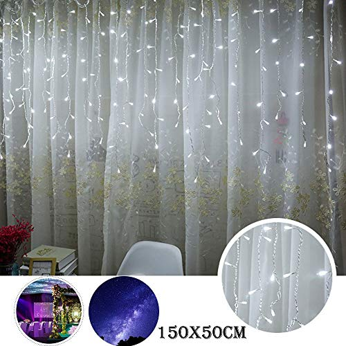 Led Curtain Lights Target in US - 7