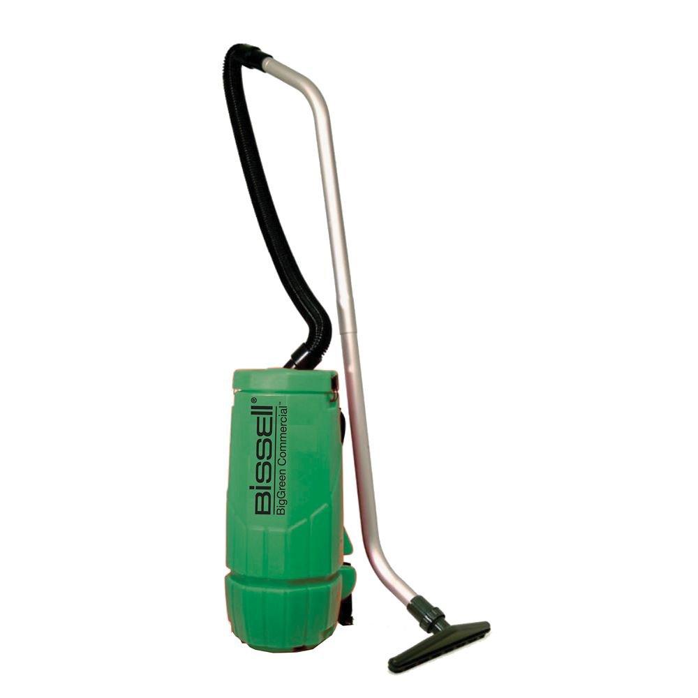 Bissell BigGreen Commercial BGPR010A 10 Qt. Backpack Vacuum
