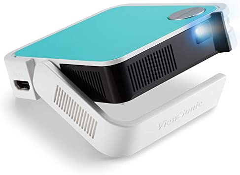 Amazon.com: ViewSonic M1 Mini proyector LED portátil con ...