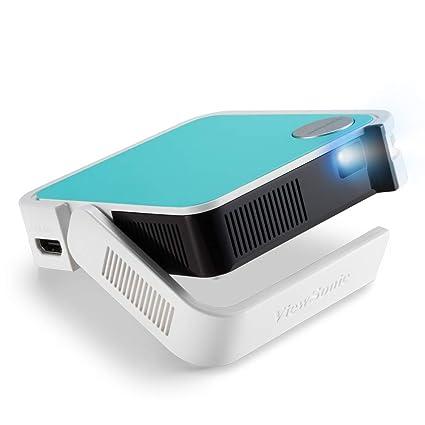 ViewSonic M1 mini WVGA Proyector de bolsillo 120 lúmenes LED ...