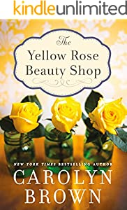 The Yellow Rose Beauty Shop (Cadillac Book 3)