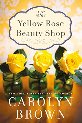 The Yellow Rose Beauty Shop - Rose Jubilee
